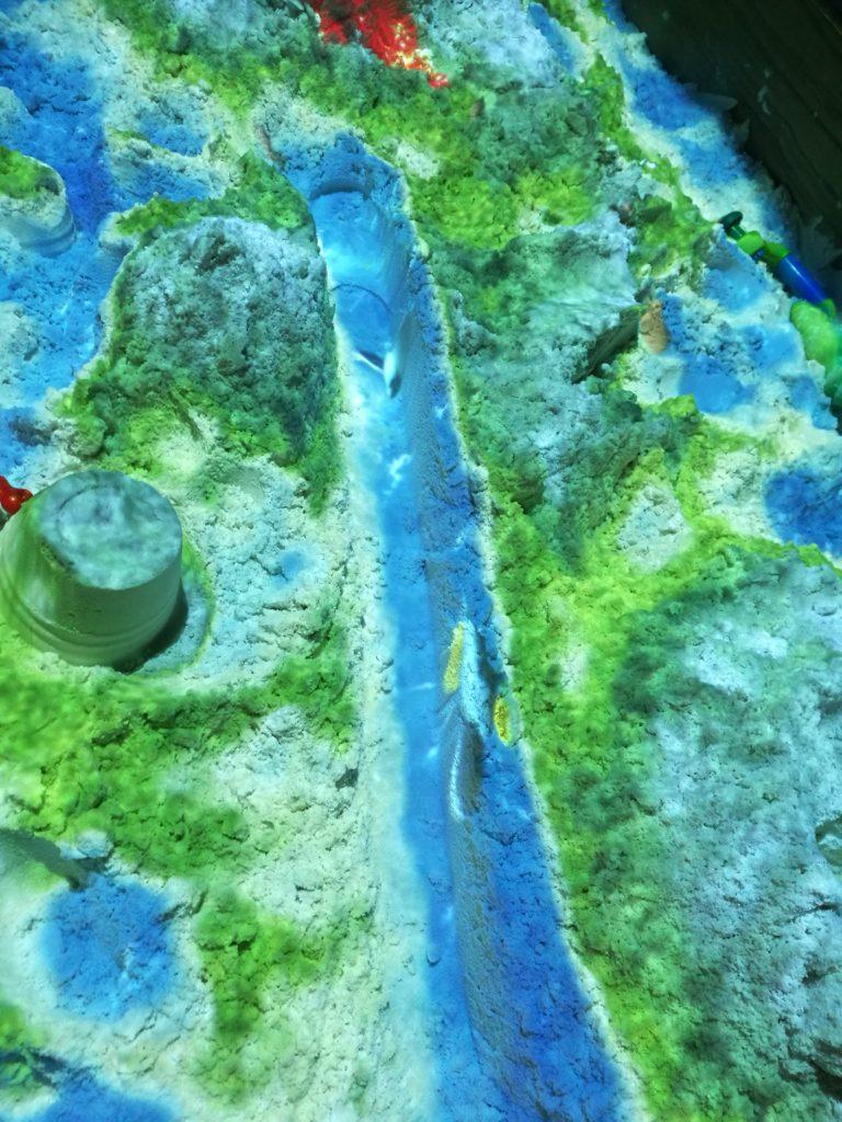 リトルプラネット AR砂遊び