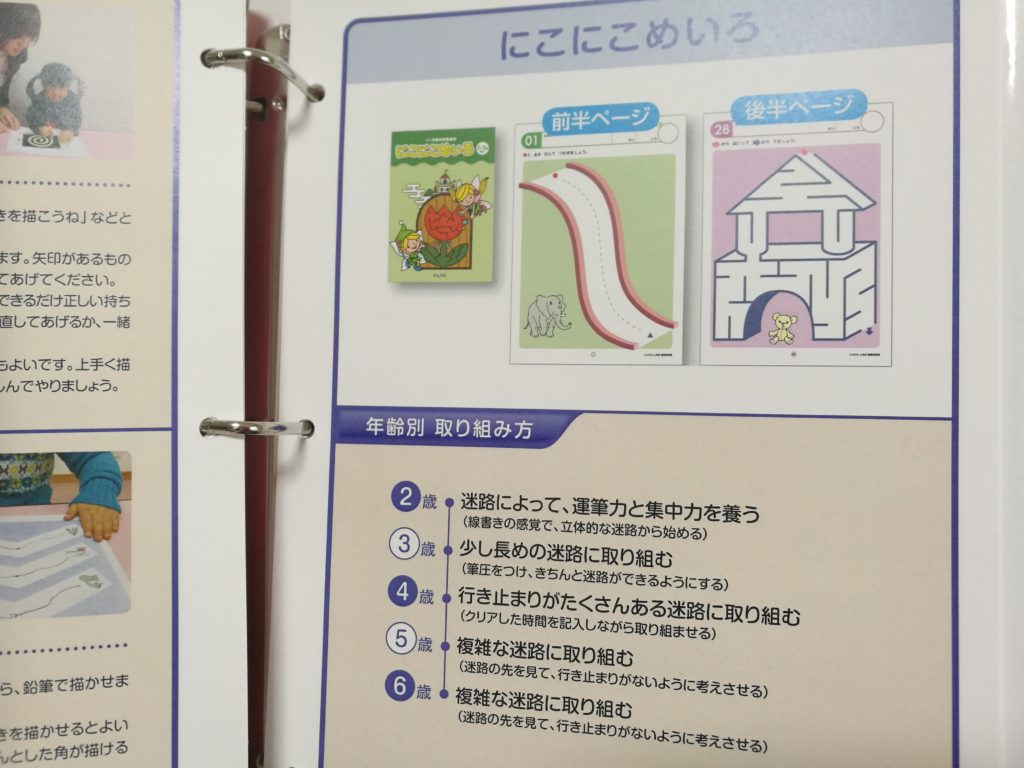 七田式通信教育